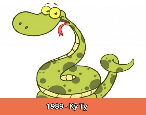 Người sinh năm 1989 thuộc mệnh Mộc - Đại Lâm Mộc, cầm tinh con Rắn