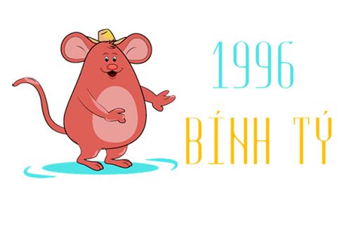 sinh năm 1996 mệnh gì hợp màu gì