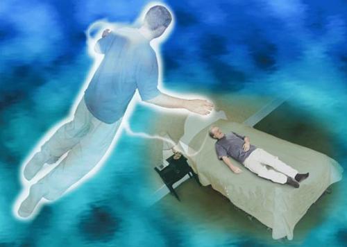 mơ xác người